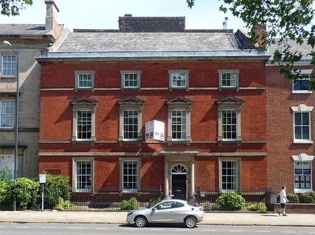 46 Friar Gate, Derby