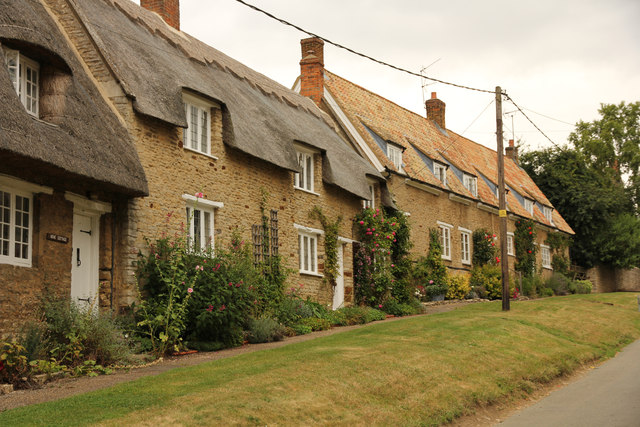 Church Street cottages
