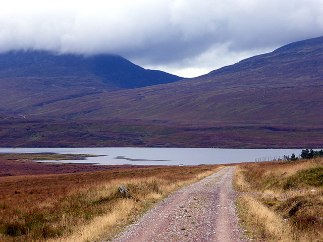 Track to Loch Pattack