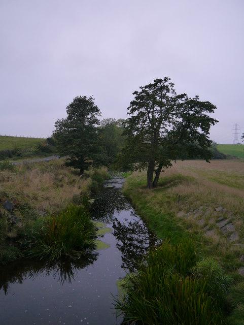Dusk At Charterpath Bridge
