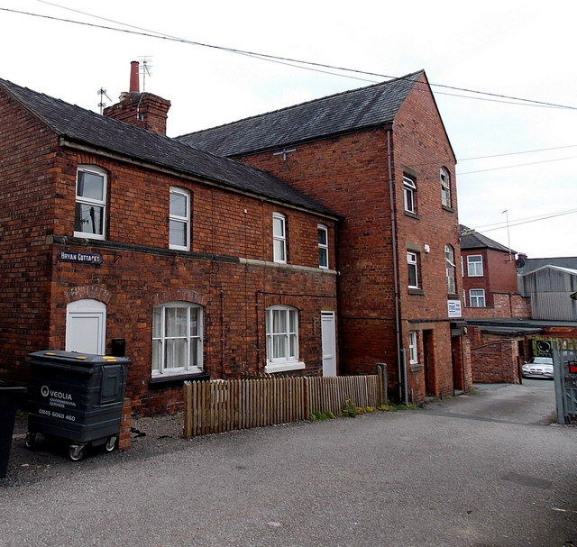 Bryan Cottages, Oswestry