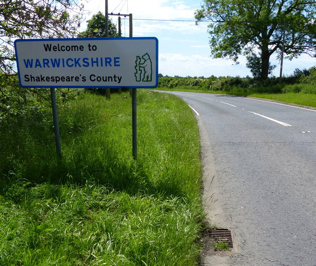 Welcome to Warwickshire