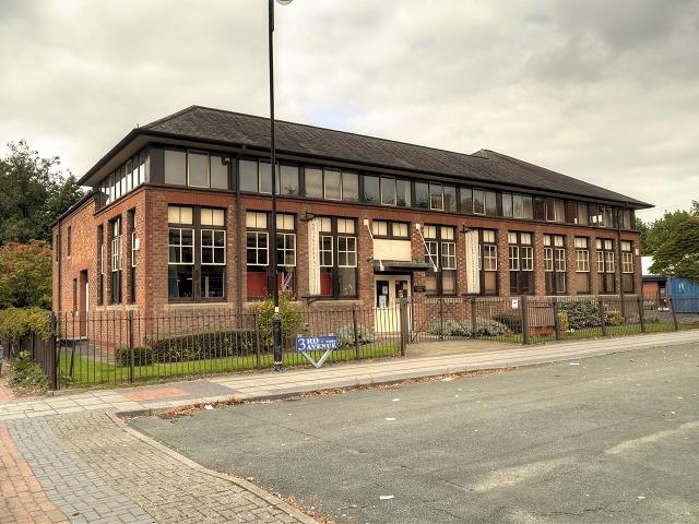 St Antony's Centre, Trafford Park Village