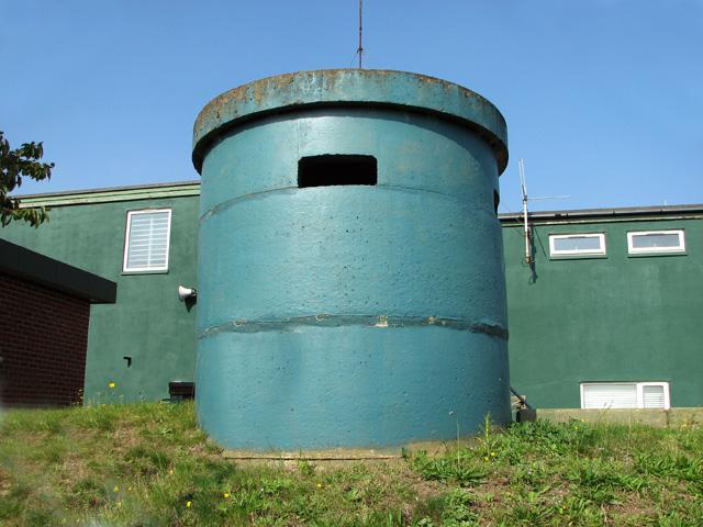 Yarnold shelter at RAF Neatishead