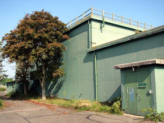 RAF Neatishead - the R12 bunker
