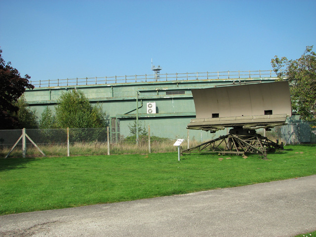RAF Neatishead - the R12 bunker