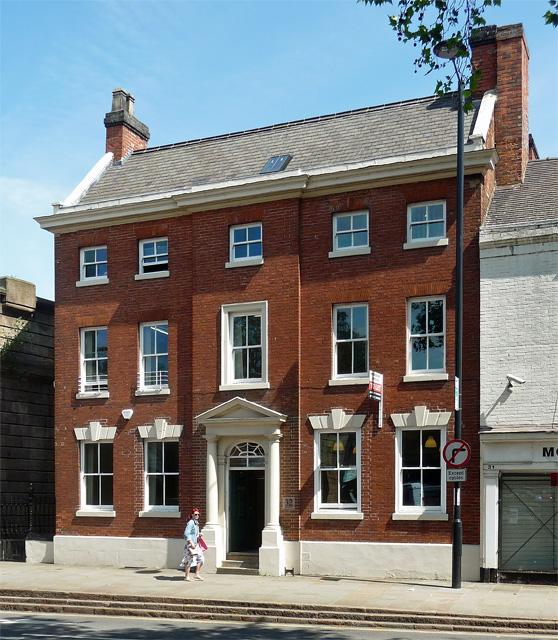 32 Friar Gate, Derby