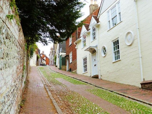 Keere Street, Lewes, East Sussex