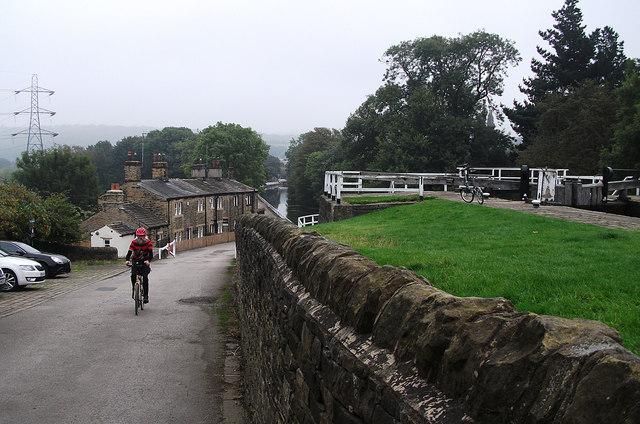 Dobson's Lock, Leeds Liverpool Canal