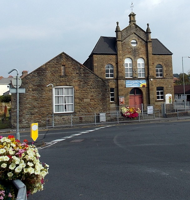 Siloam Baptist Church,  Killay, Swansea