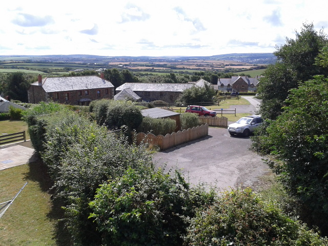 Treglyn Farm holiday cottages