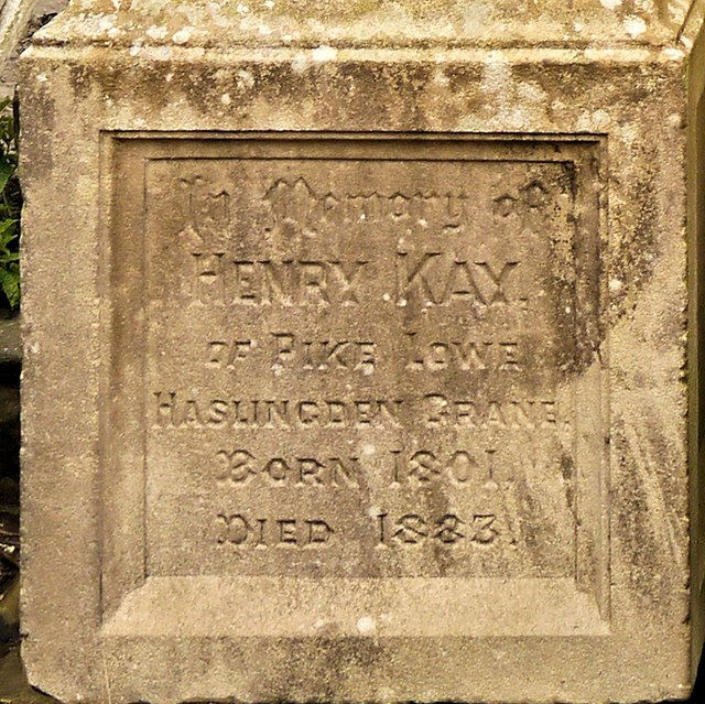 Henry Kay Memorial Tablet