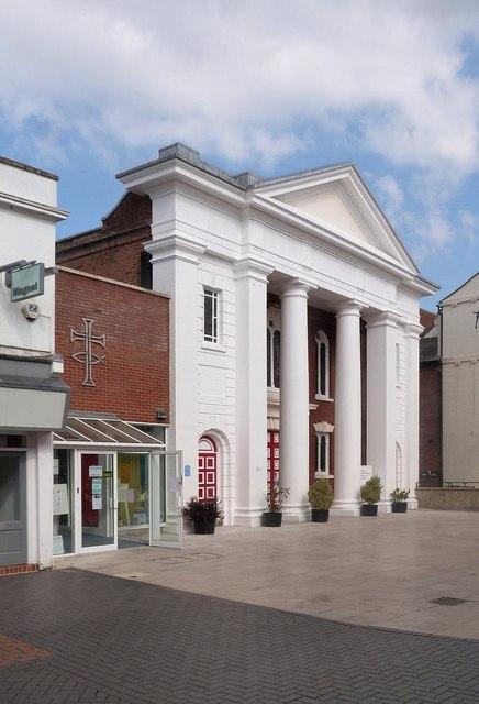 United Reformed Church, Basingstoke