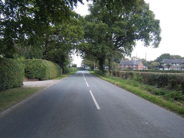Belmont Road, Budworth Heath