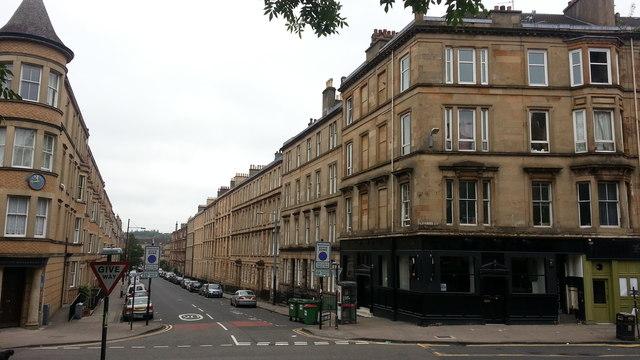West End Park Street