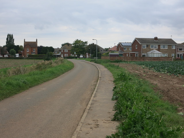 Edge of Butterwick