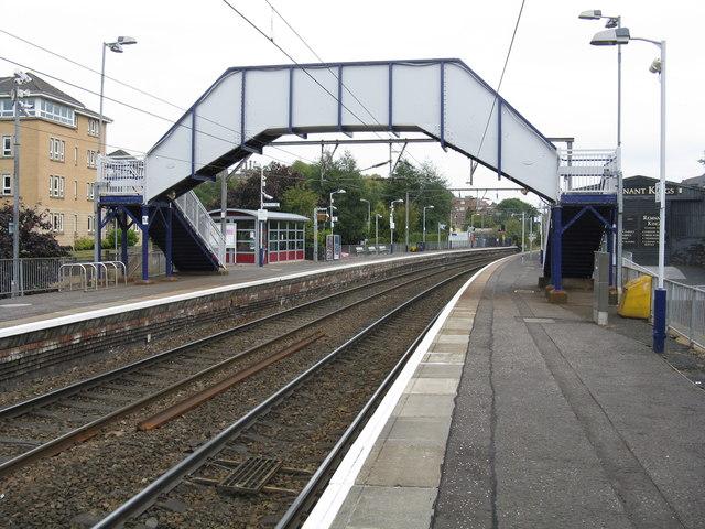 Jordanhill station