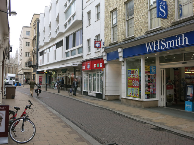 Market Street, Cambridge