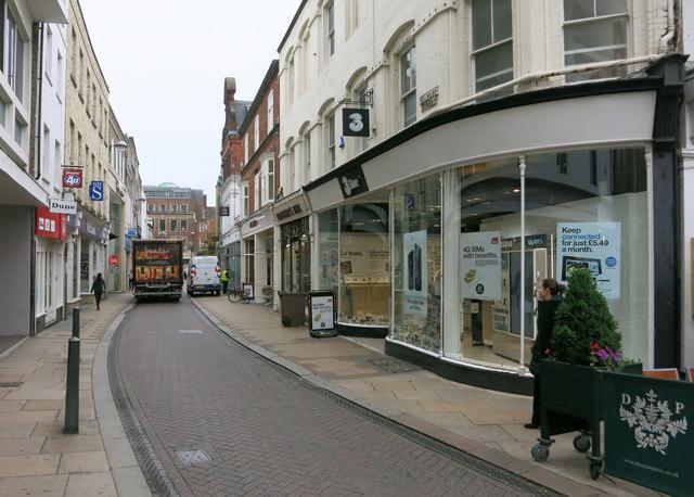 Market Street, Cambridge