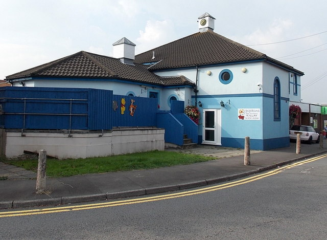 Pipkins Day Nursery, Killay, Swansea
