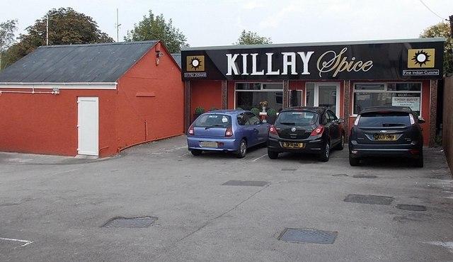 Killay Spice, Swansea