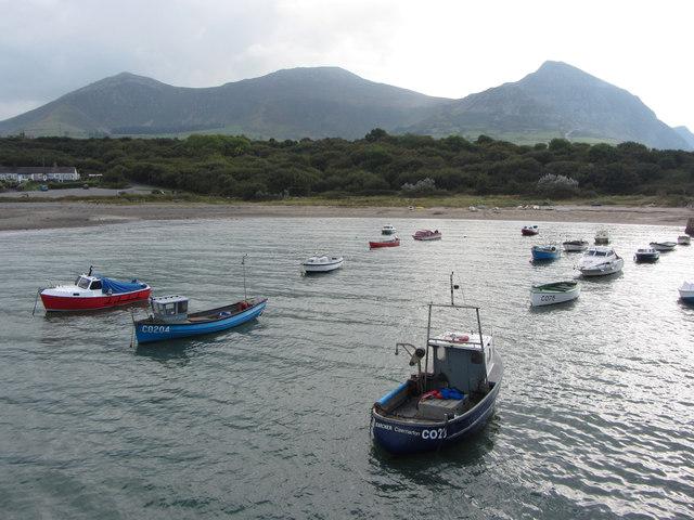 Trefor Harbour