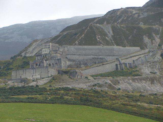 Yr Eifl quarry
