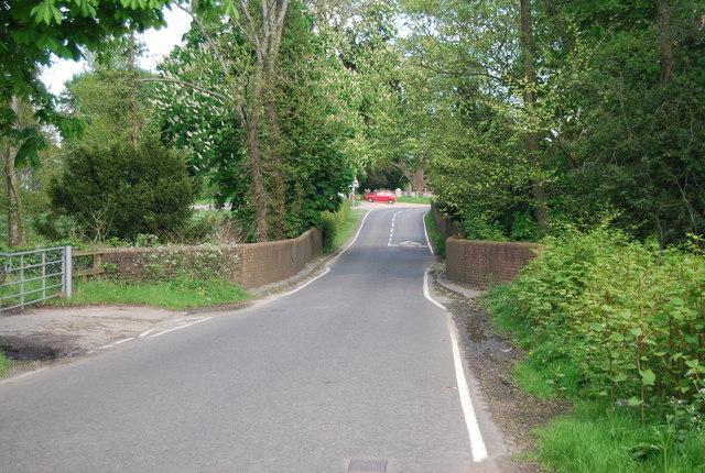 Ockley Court Bridge