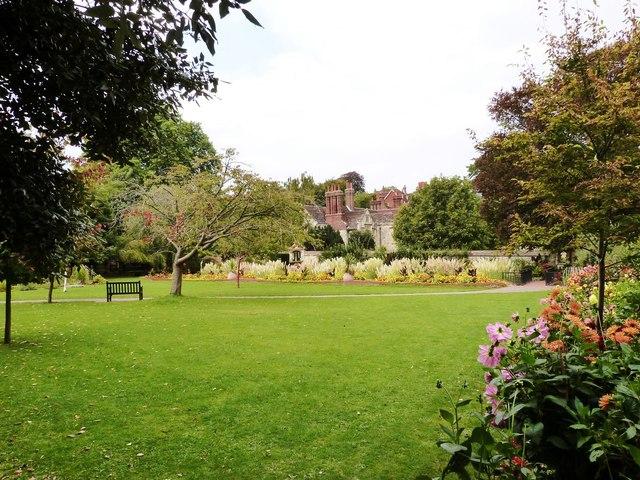 Southover Grange Gardens, Lewes