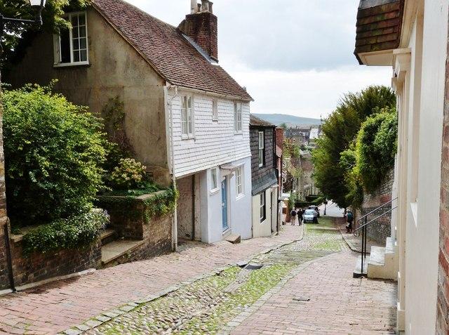 Keere Street, Lewes