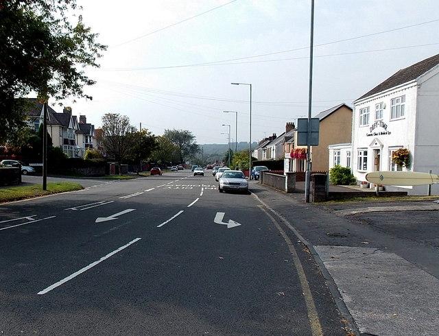 Gower Road, Killay, Swansea