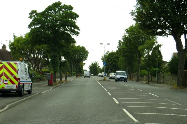 Marlborough Road in Swindon