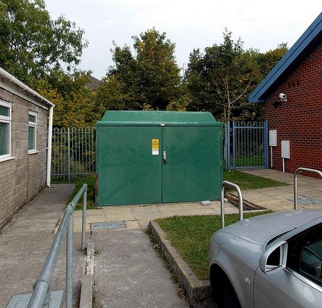 Killay electricity substation, Swansea