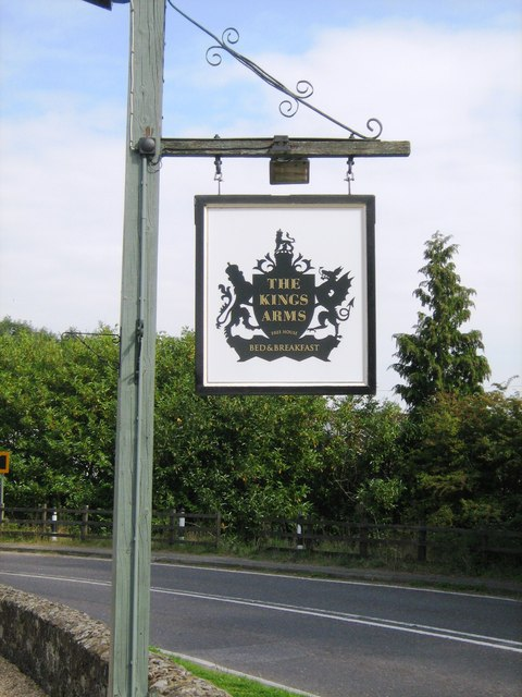 The Kings Arms, formerly The Handsome Pig