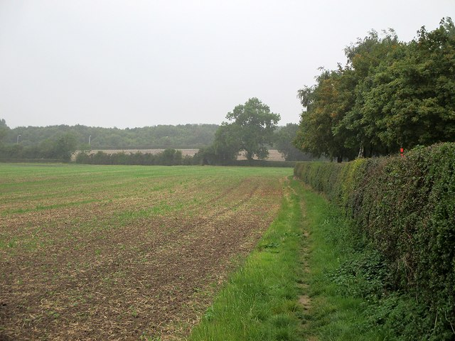 Footpath from Tollerton to Edwalton