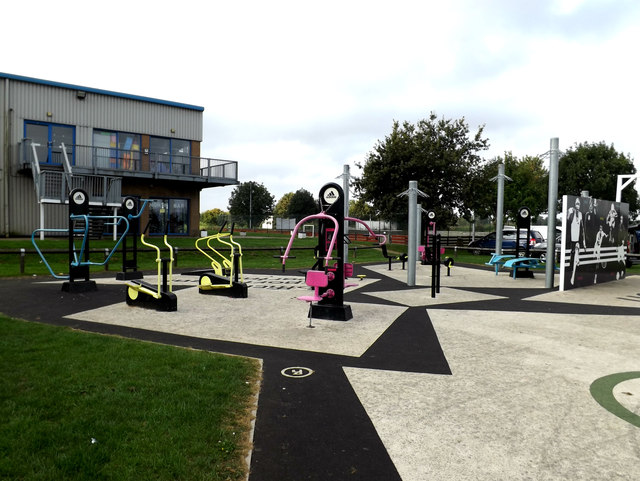 Exercise Equipment at  Littleport Sports And Leisure Centre