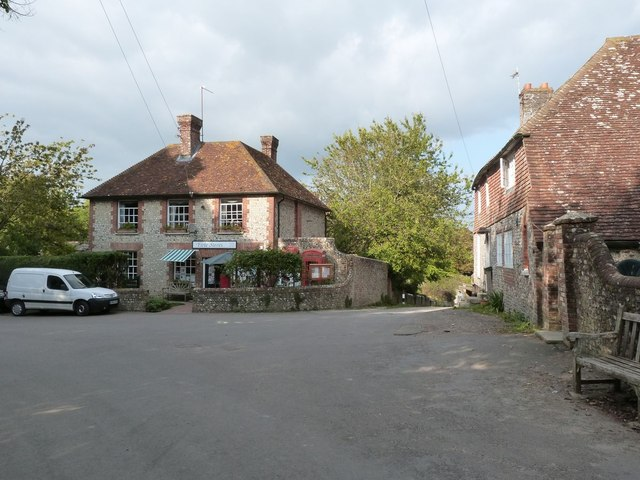 The Street, Firle, East Sussex