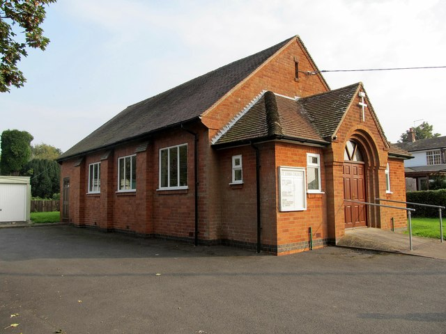 Long Lawford-Saint John's Church Hall