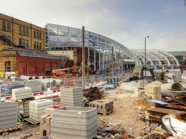Manchester Victoria Redevelopment - Sept 2014