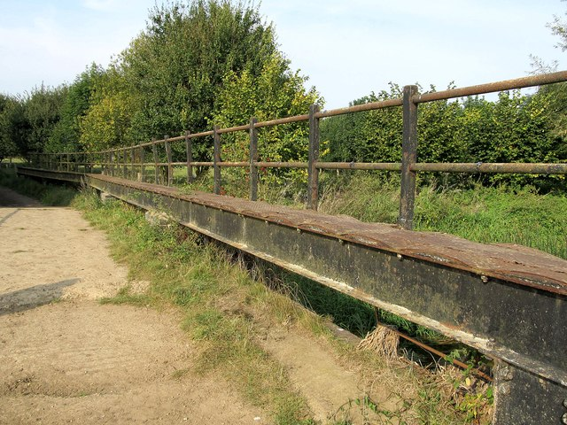 Little Lawford Footbridge