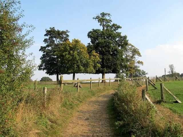 Long Lawford Bridleway