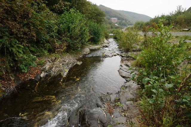 The River Valency, Boscastle