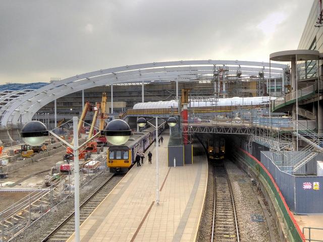 Manchester Victoria Station, September 2014
