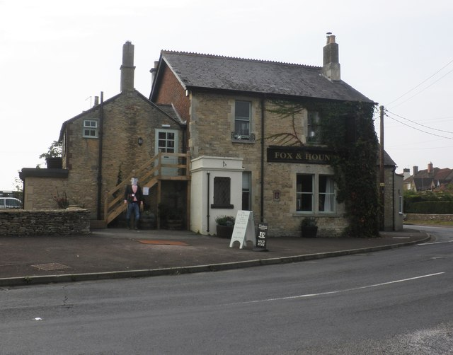 Fox and Hounds, Acton Turville