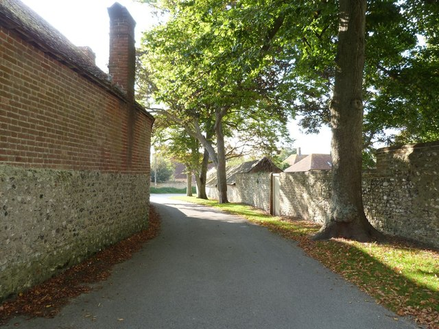 Church Lane ?  Firle, East Sussex