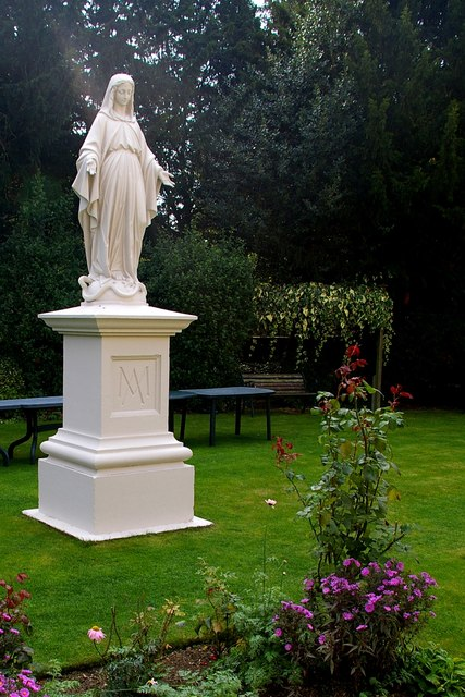Statue of the BVM