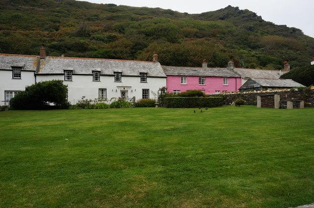 Cottages, Boscastle