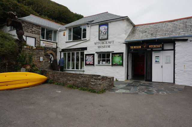 The Museum of Wichcraft, Boscastle