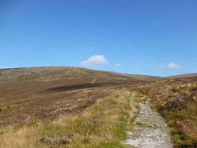 Path to Cairnsmore of Fleet