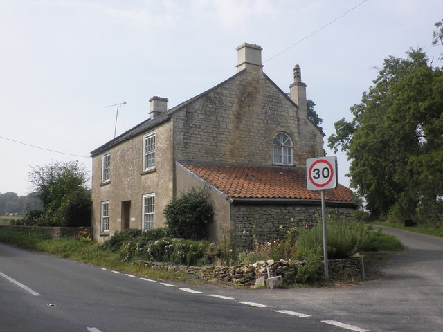 Cottage on Acton Turville Road